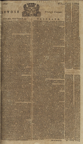 Leydse Courant 1754-11-08