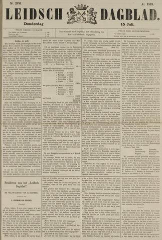 Leidsch Dagblad 1869-07-15