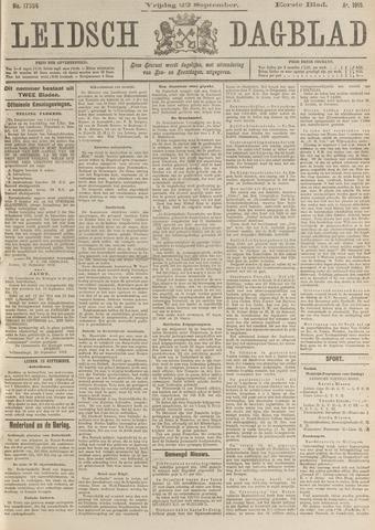 Leidsch Dagblad 1916-09-22