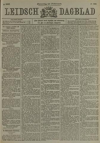 Leidsch Dagblad 1909-02-27