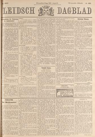 Leidsch Dagblad 1915-04-29