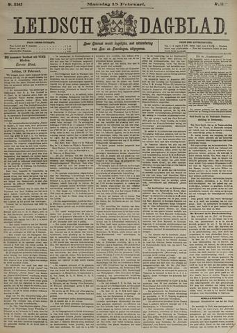 Leidsch Dagblad 1897-02-15