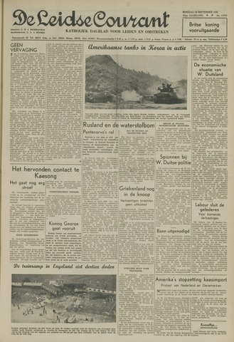 Leidse Courant 1951-09-25