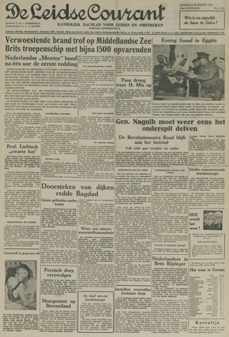 Leidse Courant 1954-03-29