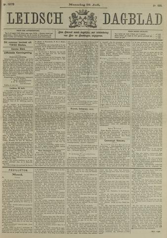 Leidsch Dagblad 1911-07-31
