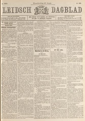 Leidsch Dagblad 1915-06-17