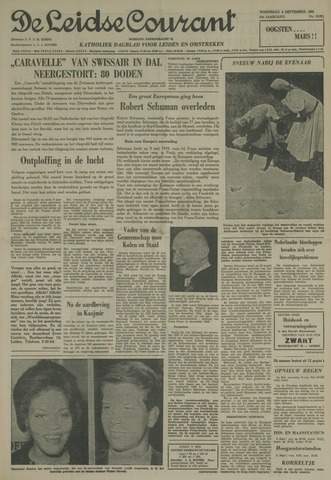 Leidse Courant 1963-09-04