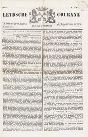 Leydse Courant 1865-11-06