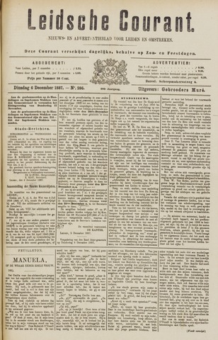 Leydse Courant 1887-12-06