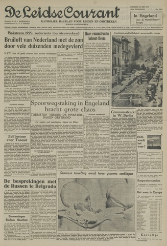 Leidse Courant 1955-05-31