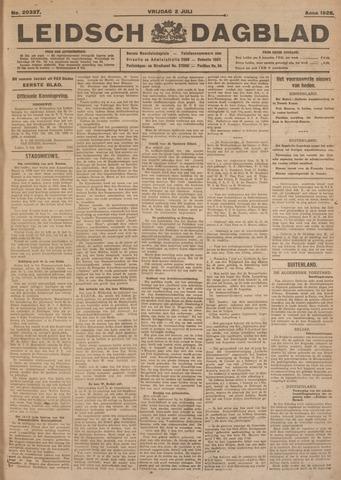 Leidsch Dagblad 1926-07-02