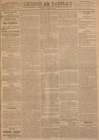 Leidsch Dagblad 1923-01-13