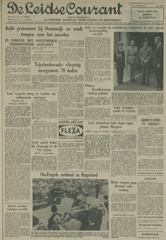 Leidse Courant 1961-07-12