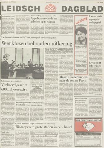 Leidsch Dagblad 1988-03-29