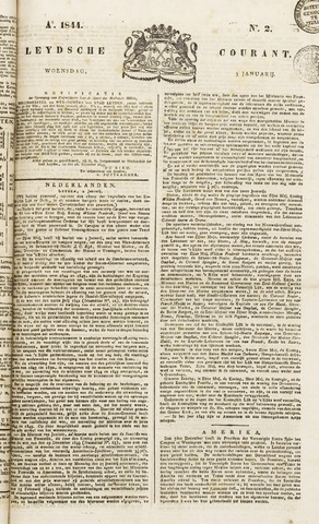 Leydse Courant 1844-01-03