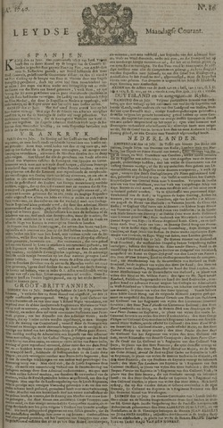 Leydse Courant 1740-07-18