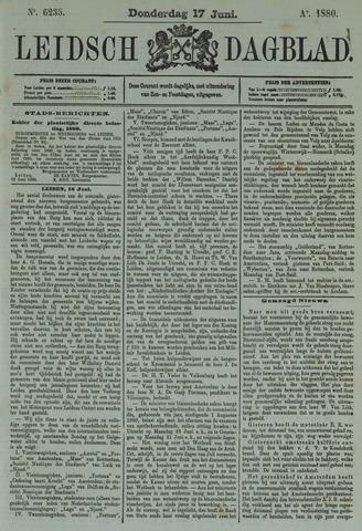 Leidsch Dagblad 1880-06-17