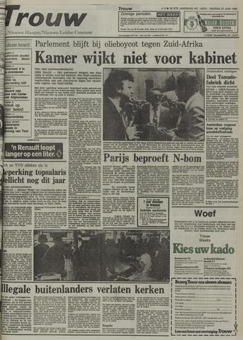 Nieuwe Leidsche Courant 1980-06-27