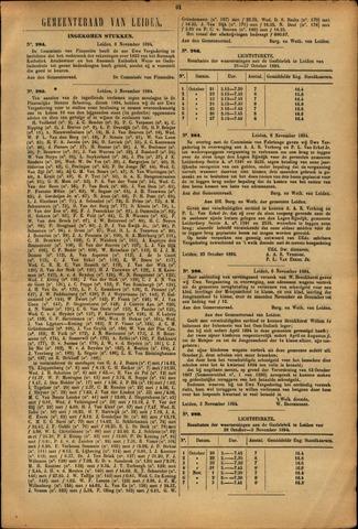 Handelingen van de Raad 1894-11-06