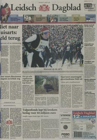 Leidsch Dagblad 2004-03-08