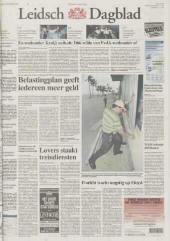 Leidsch Dagblad 1999-09-14