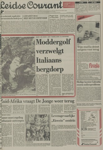 Leidse Courant 1985-07-20