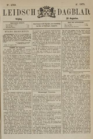 Leidsch Dagblad 1875-08-20