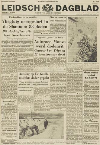 Leidsch Dagblad 1961-09-11