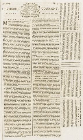 Leydse Courant 1824-01-16