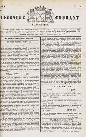 Leydse Courant 1879-06-09
