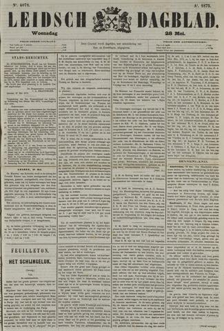 Leidsch Dagblad 1873-05-28
