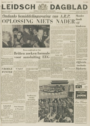 Leidsch Dagblad 1966-11-02