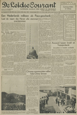 Leidse Courant 1949-03-30
