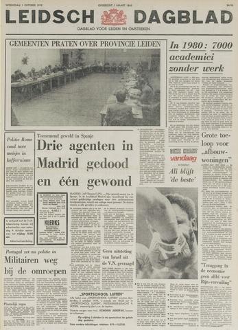 Leidsch Dagblad 1975-10-01