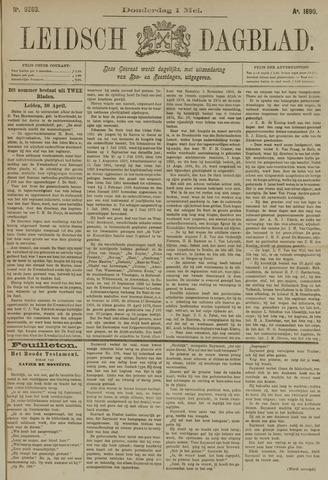 Leidsch Dagblad 1890-05-01