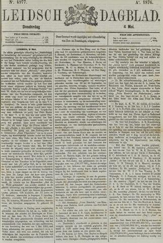 Leidsch Dagblad 1876-05-04