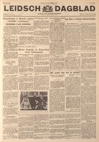Leidsch Dagblad 1947-11-21