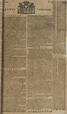 Leydse Courant 1772-02-28
