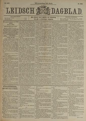 Leidsch Dagblad 1896-07-22