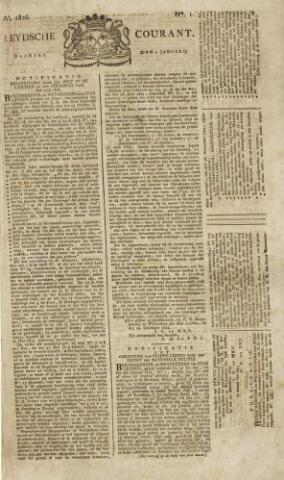 Leydse Courant 1826