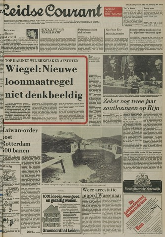 Leidse Courant 1981-01-27