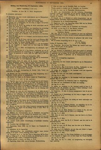 Handelingen van de Raad 1894-09-27