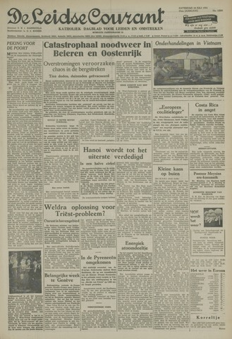 Leidse Courant 1954-07-10