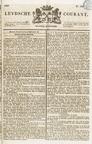 Leydse Courant 1860-10-29