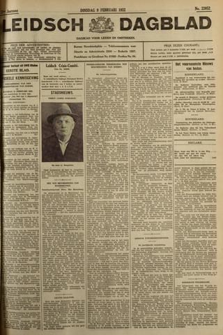 Leidsch Dagblad 1932-02-09