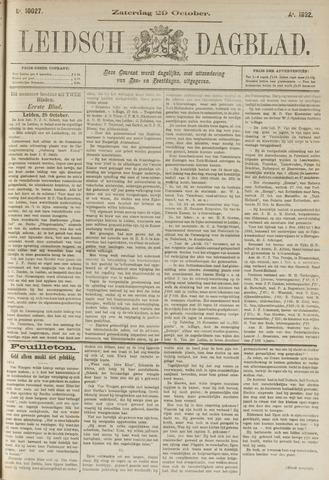 Leidsch Dagblad 1892-10-29