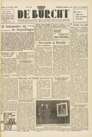 De Burcht 1945-10-30
