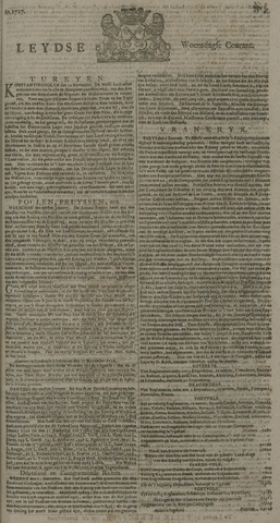 Leydse Courant 1727-01-15