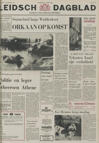 Leidsch Dagblad 1973-11-19