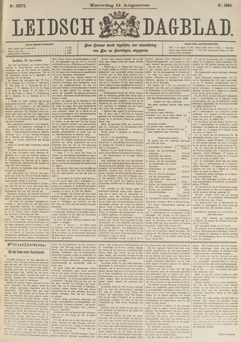 Leidsch Dagblad 1894-08-11